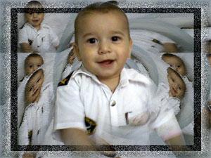 پسرم: سید احمد